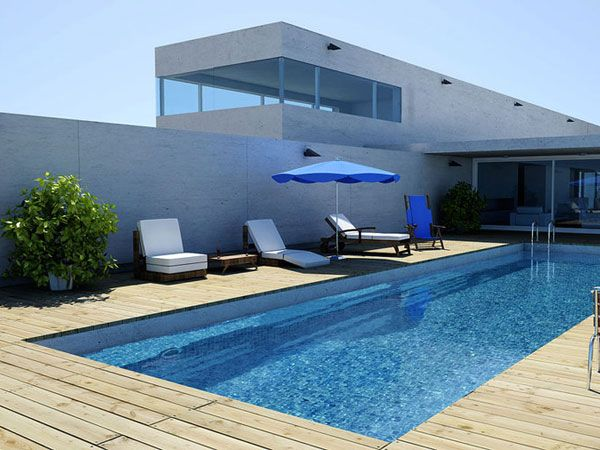 Awesome Stunning Swimming Pool Ideas For Your Lovely House Evermotion Stunning Swimming Pools Ideas Pool House Pool Swimming Pools
