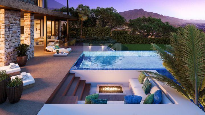 Photo of Benahavis, Elegant modern villa with great views in Los Flamingos