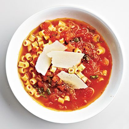 Italian Tomato Soup by Cooking Light
