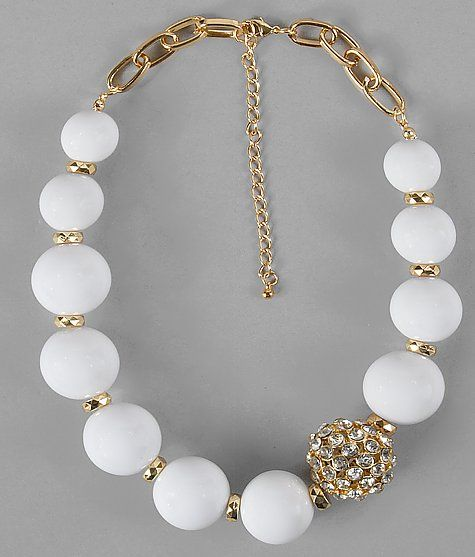 """BKE Statement Necklace"" www.buckle.com"