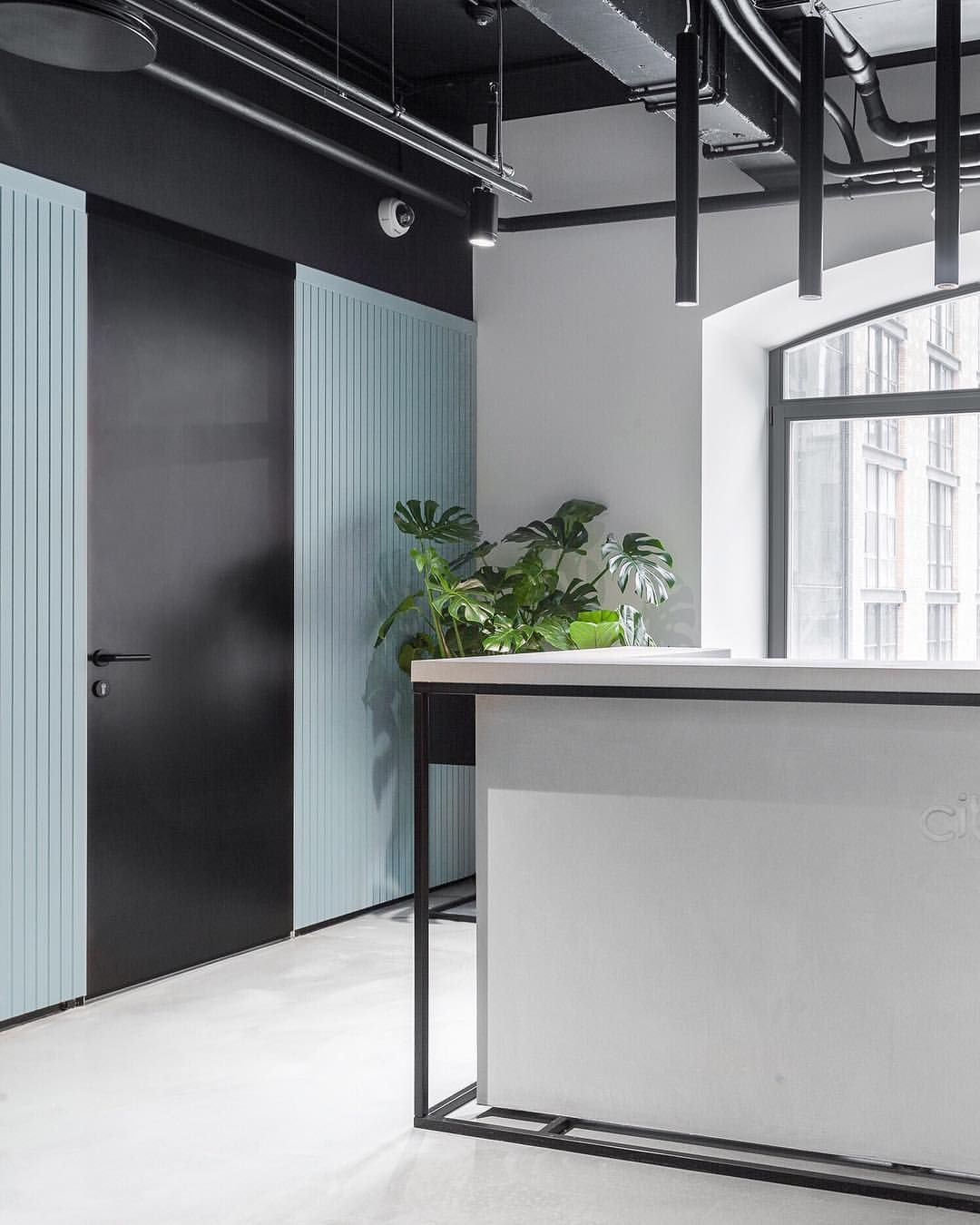 Rwb Office Interior And Graphic Designed By Arch E Type Photo