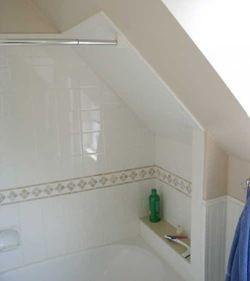 Bonus Bathtub Shelf Stonehaven Life Tub Shower Combo Shower Tub Slanted Ceiling