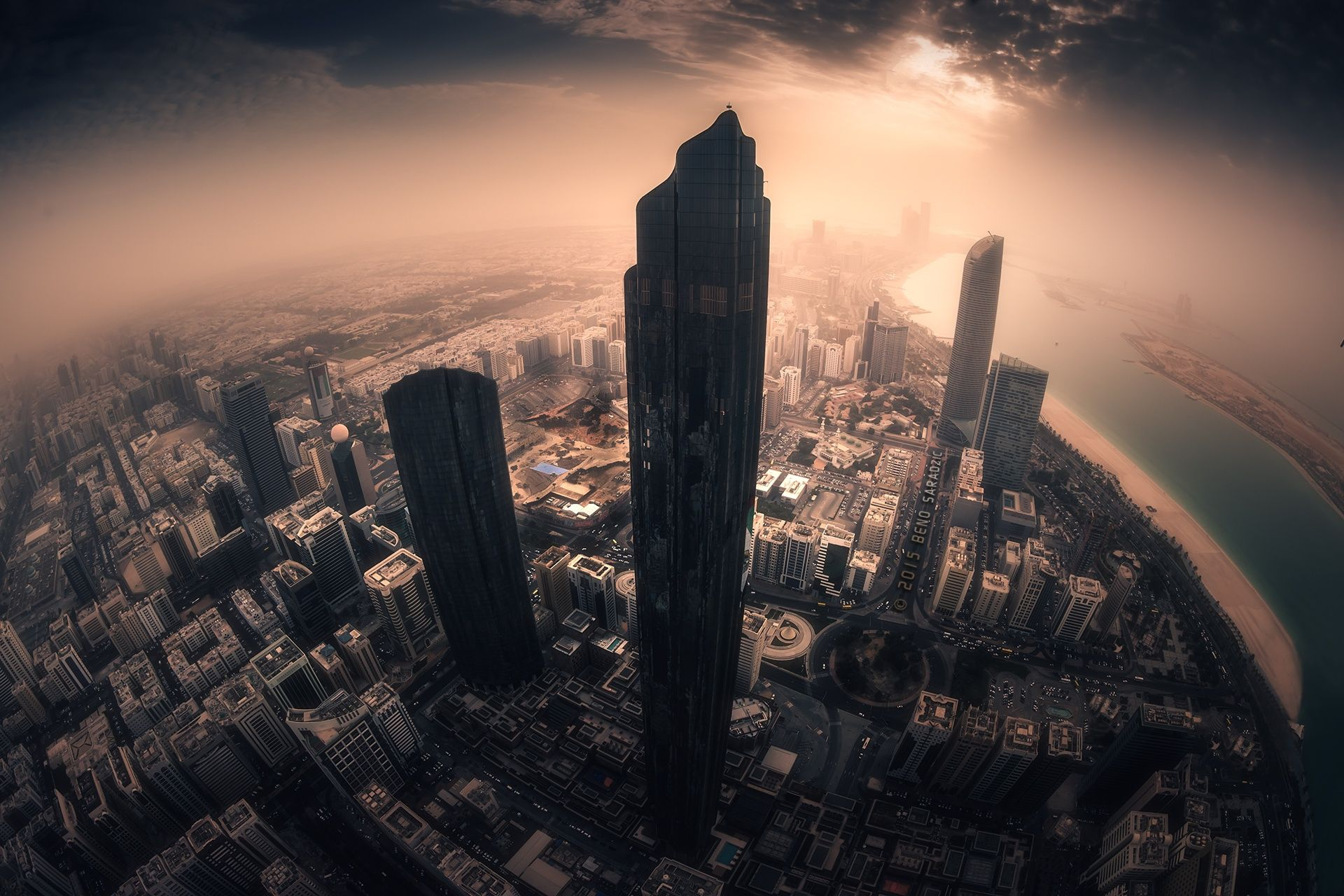 Burj by beno saradzic on px tumblr pinterest skyscrapers