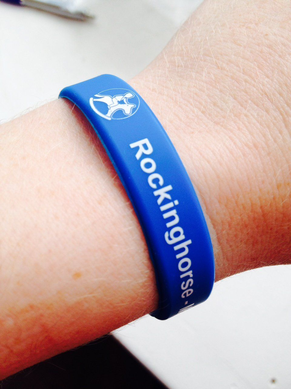 Rockinghorse @Rockinghorse67  7m7 minutes ago Wear your support with our Rockinghorse wristbands: http://bit.ly/RockYourWristband … #charity #Brighton #Sussex
