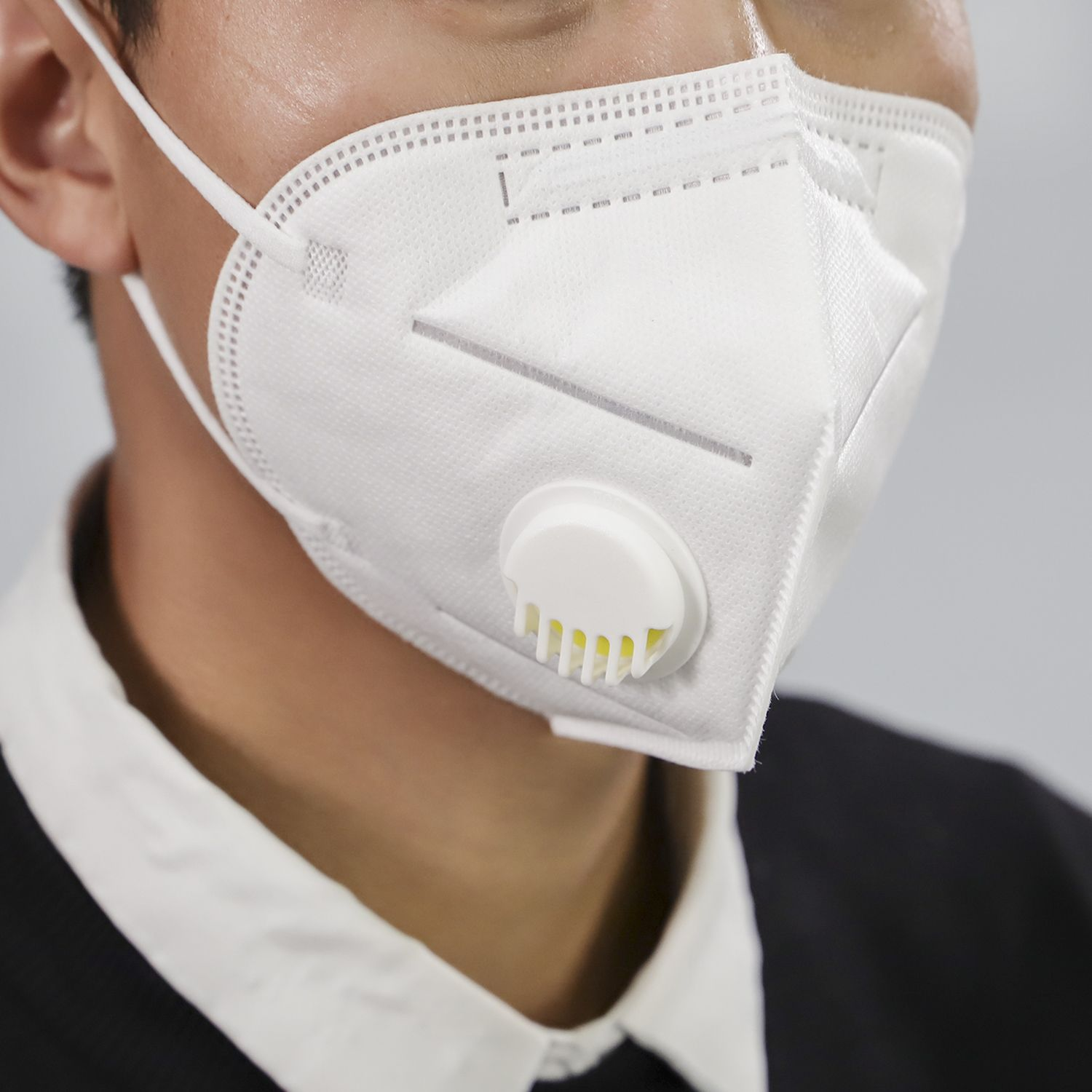 Kn95 Filtered Face Protective Mask Rain shoes