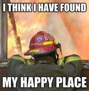 For some reason today, I've really been missing the years I spent as a firefighter and medic.  :-/