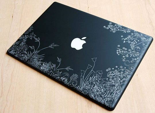 """Engraved Laptop;) www.knittwitt.com  Use promo code """"kinderkrazy68"""" on www.knittwitt.com for 25% off your order!"""" whenever you pin any of our products"""