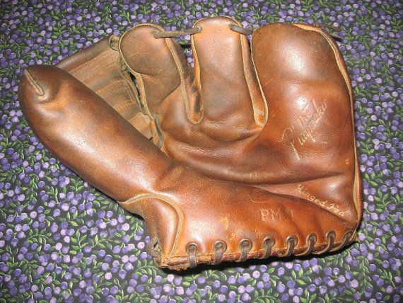1950s Rawlings Baseball Glove Stan Musial | Things I love ...