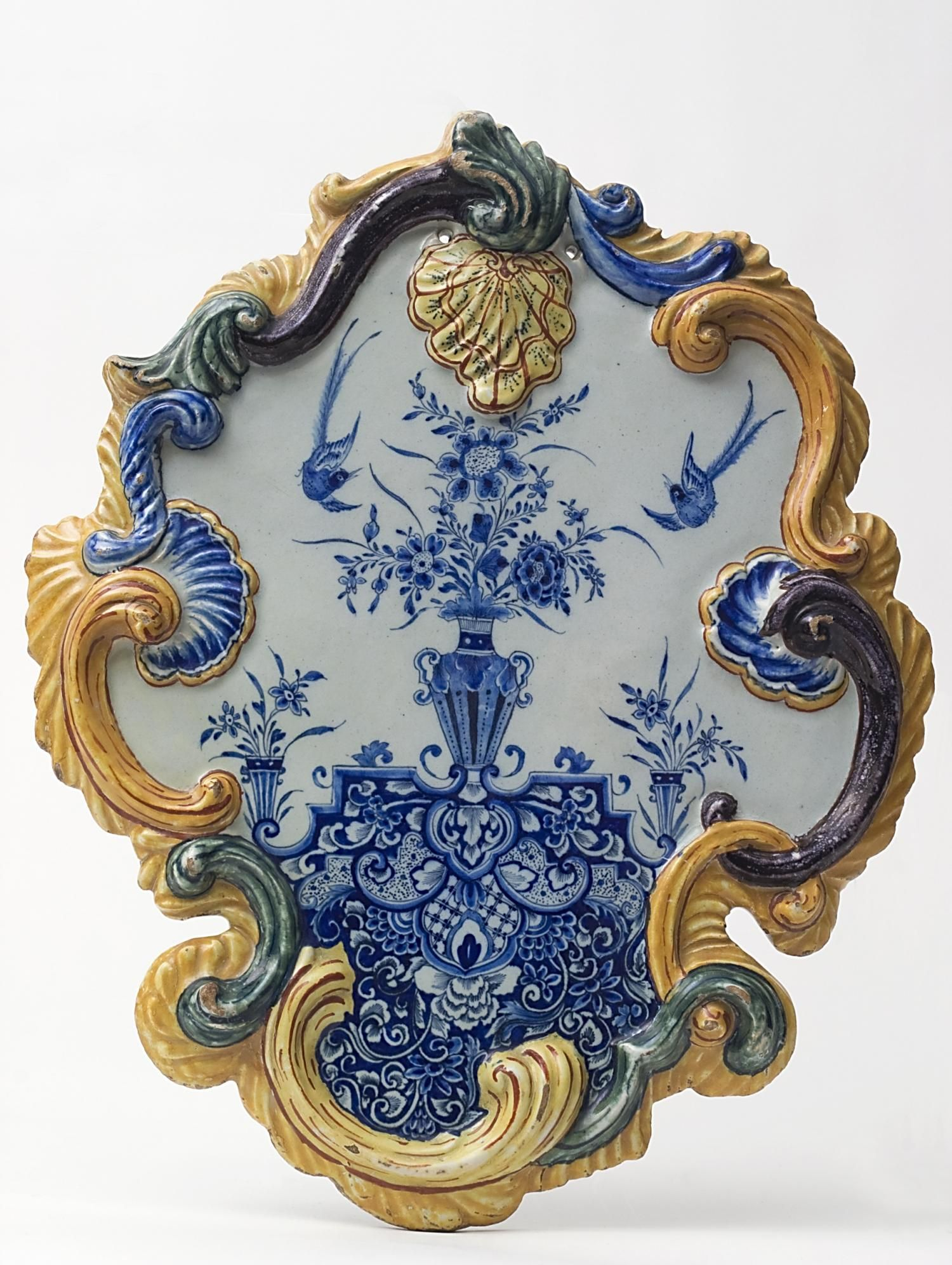 Dutch Delft From a Design by Daniel Marot - Bing Images