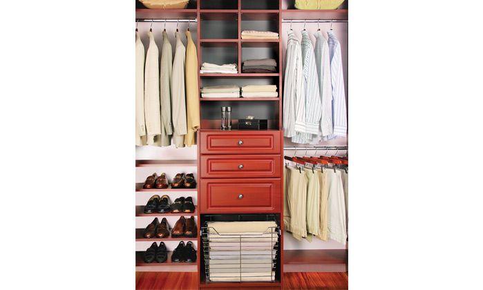 Closet stretchers maryland d c virginia bedroom closets design your own closet