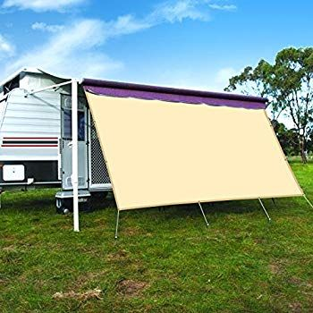 AmazonSmile : CAMWINGS RV Awning Privacy Screen Shade ...