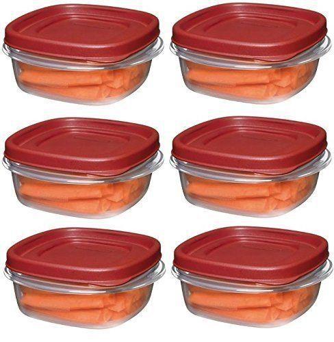 Rubbermaid 1776401 1 1 4 Cup Easy Find Lid Food Storage C Food Storage Container Set Food Storage Containers Food Storage
