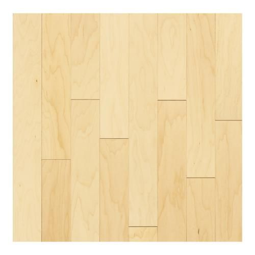 Shop Bruce Locking Smooth Face 3 0 In W Prefinished Maple Locking Hardwood Flooring Natural At Lo Maple Hardwood Floors Hardwood Floors Solid Hardwood Floors