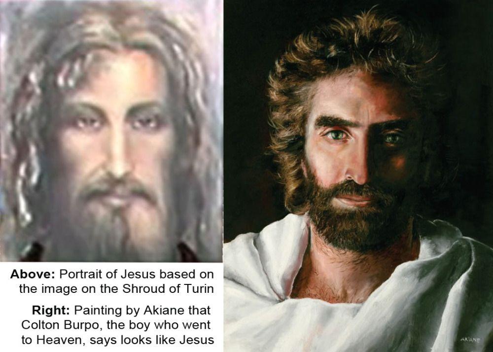 Heaven Is For Real Rostro De Jesus Imagenes De Jesus Y Rostro