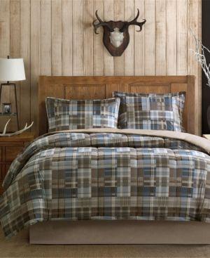 0344e7f211 Woolrich White River Reversible 3-Pc. Full/Queen Comforter Set - Multi