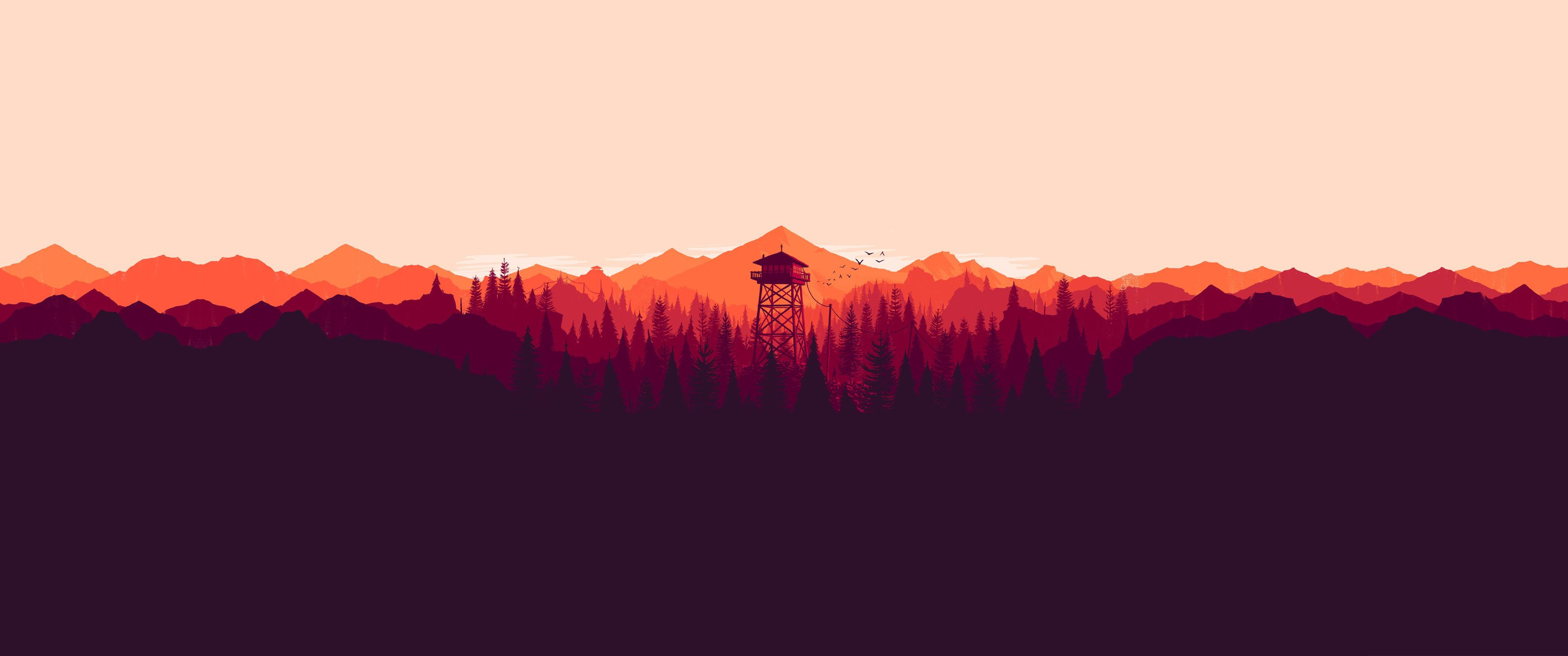 Res 3440x1440 Firewatch Ultrawide Wallpaper Wallpaper Images Hd Wallpaper Abstract Wallpaper