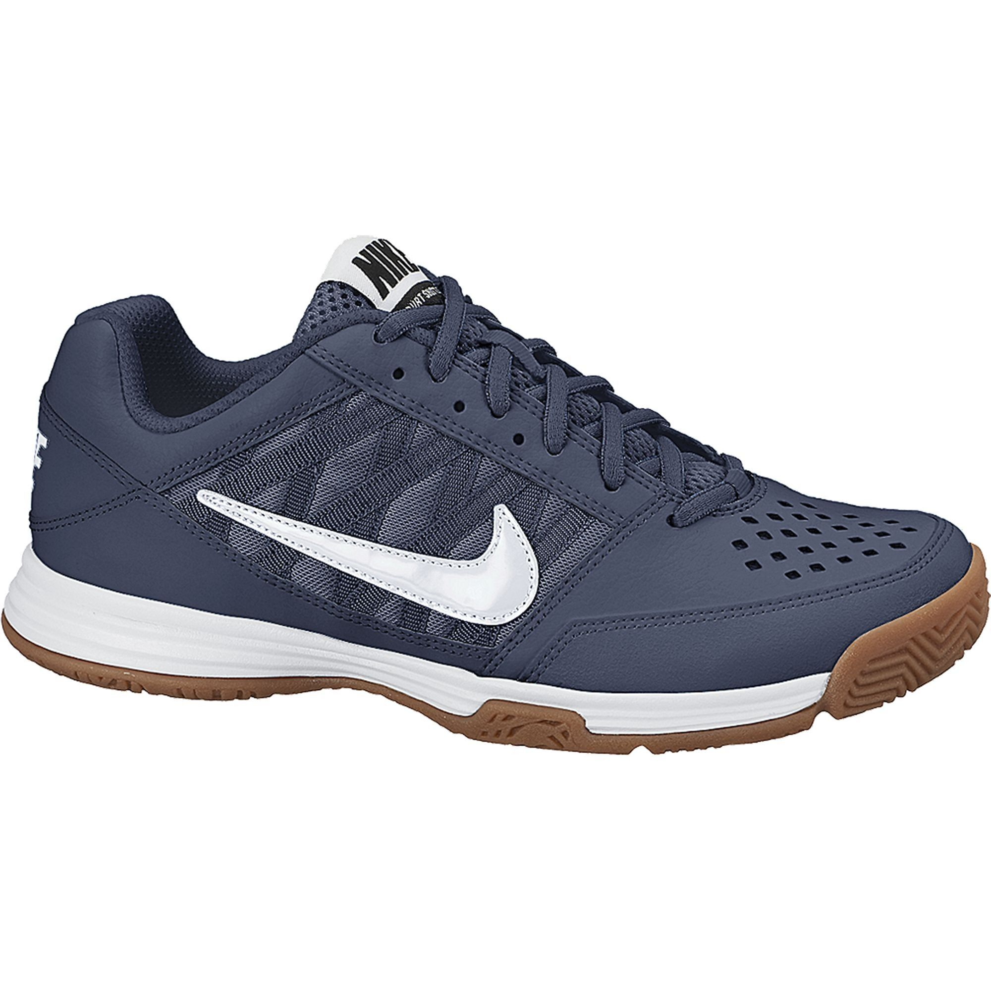 White Rhino Animal Pattern Man Sports Running Shoe Training Shoe