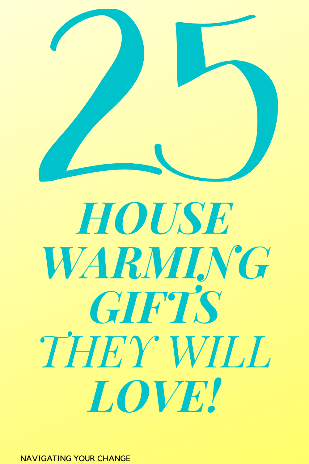 Are you looking for the perfect house warming gift for your friend or family member? This list gives you ideas that are practical and personable. Give a gift that your friend or family member will appreciate for years to come. #homeownership #house #gift #housewarming #navigatingyourchange #Amazon