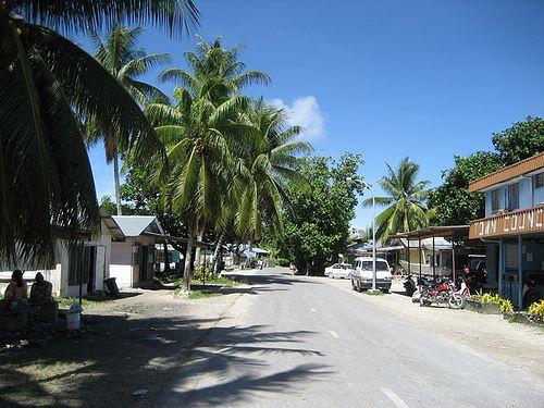 Tuvalu City Funafuti Tuvalu Tuvalu Island Islands In