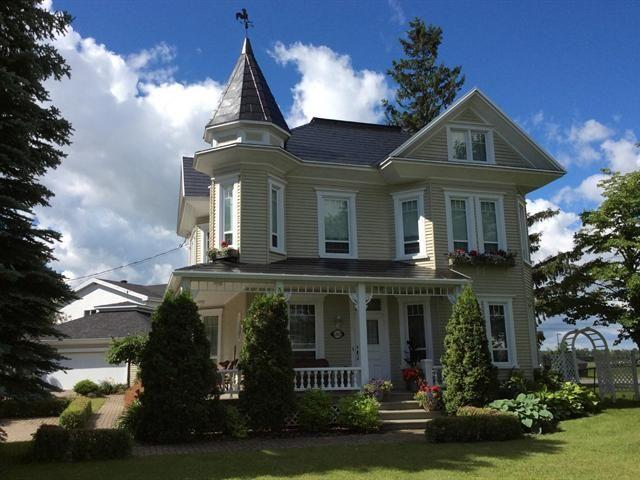 Maison victorienne de 1898 à vendre Chaudière-Appalaches Sainte ...
