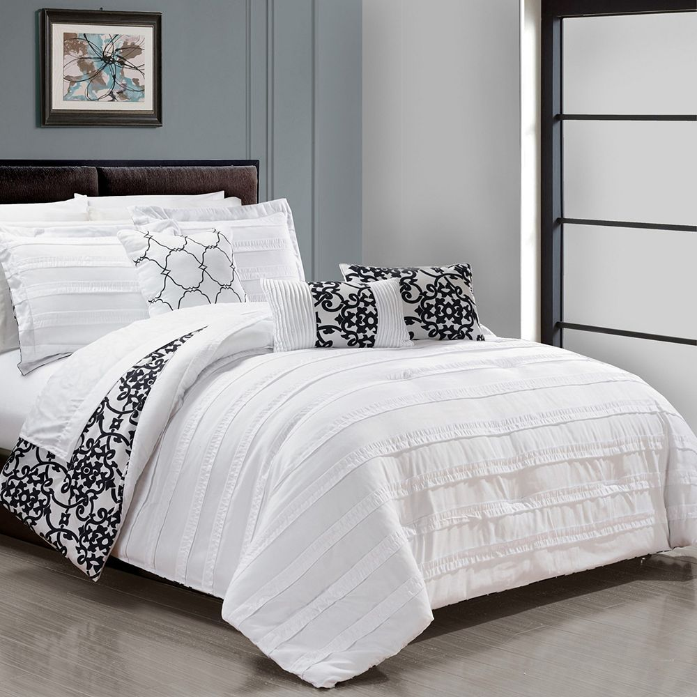 Lea 10 Piece Comforter Set In 2019 Products Comforter Sets