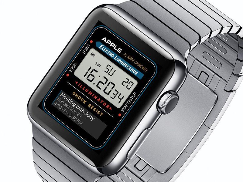 Casio WATCH Apple watch faces, Apple watch, Casio watch