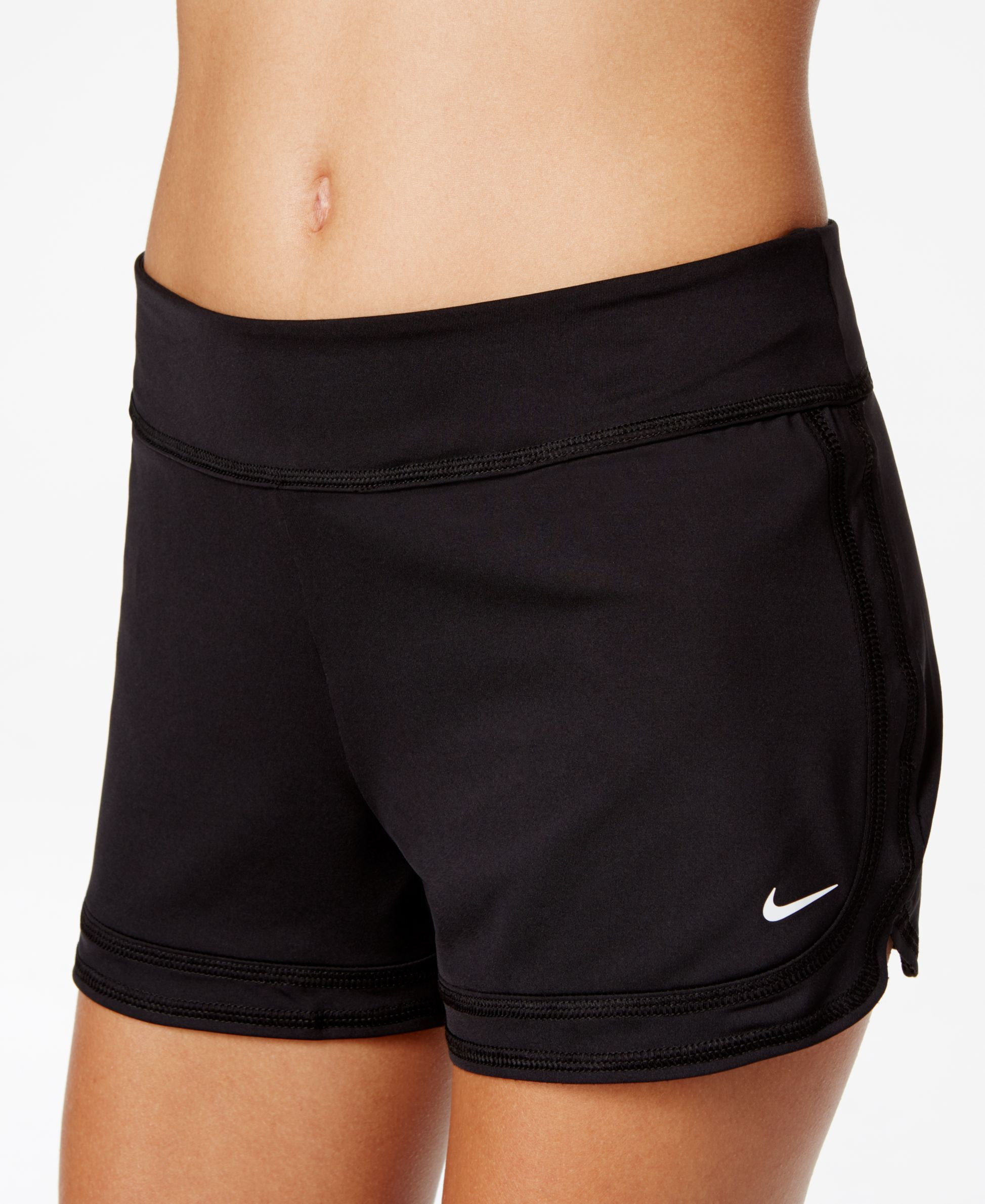 dd1209d0b590 Nike Relaxed-Fit Active Swim Shorts | swimsuits | Swim shorts women ...
