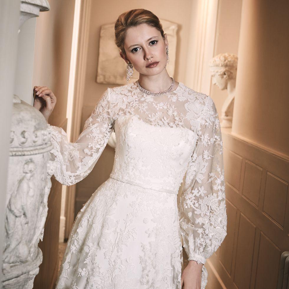 d8decc9c21 Couture Long Sleeve Wedding Dresses - Data Dynamic AG