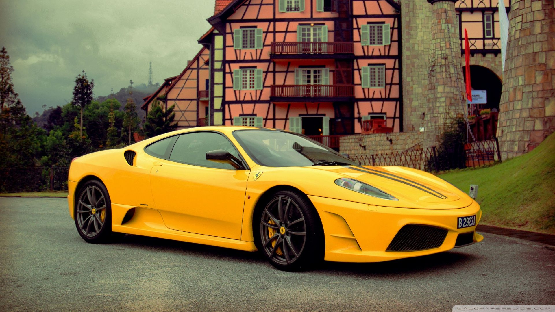 Ferrari F Scuderia wallpaper Car wallpapers Ferrari