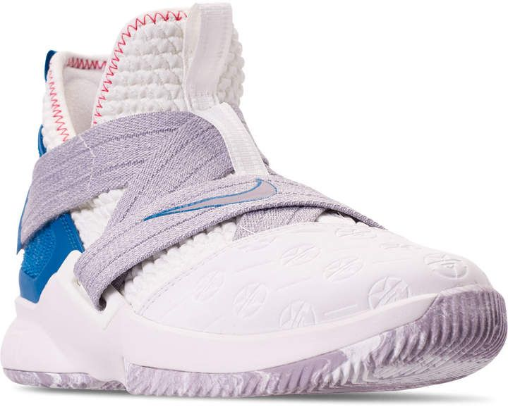 lowest price d4785 f15a8 Nike Boys' Big Kids' LeBron Soldier 12 Basketball Shoes in ...