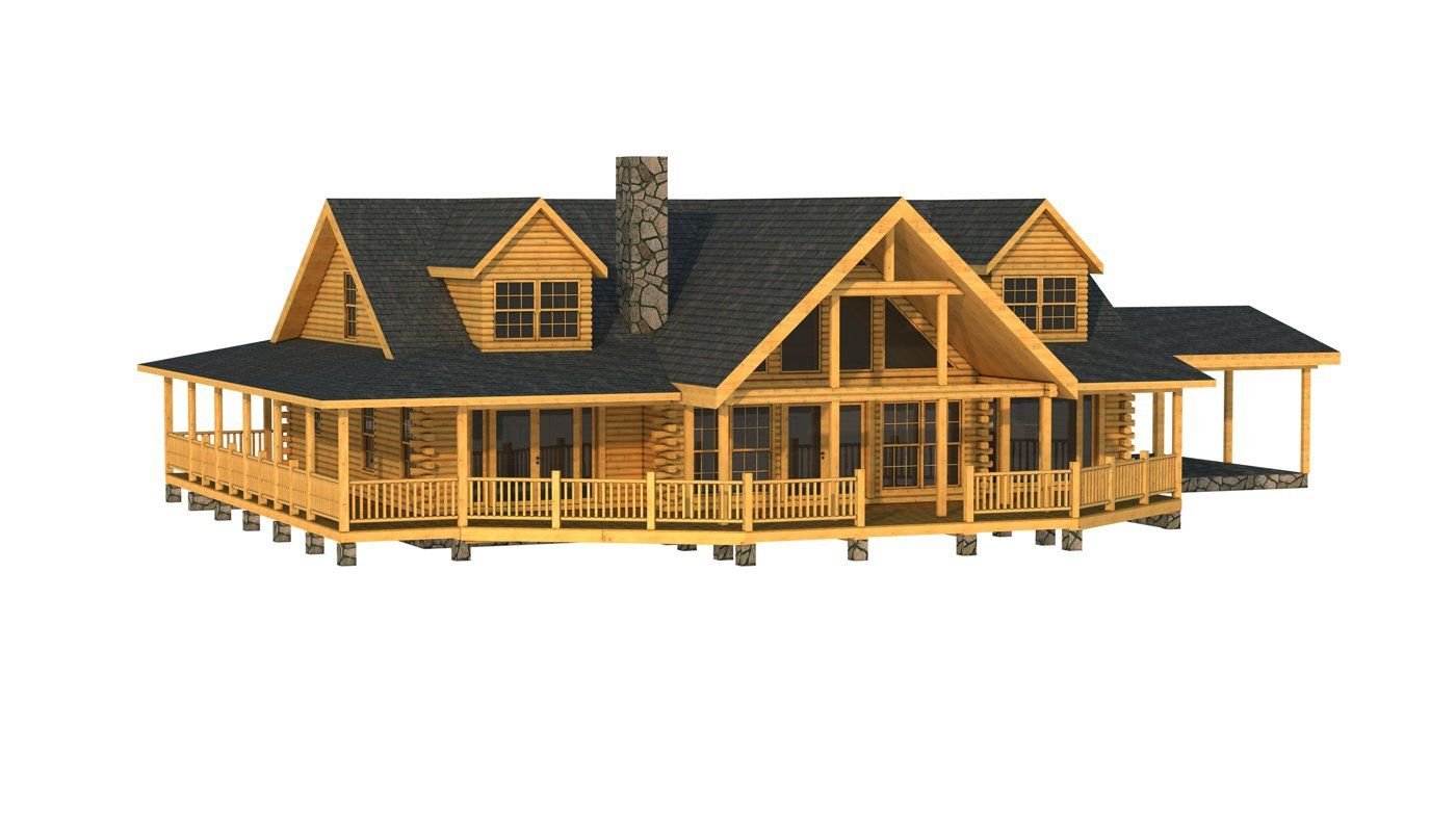 Knox Main Photo Southland Log Homes Log Cabin Plans Log Homes