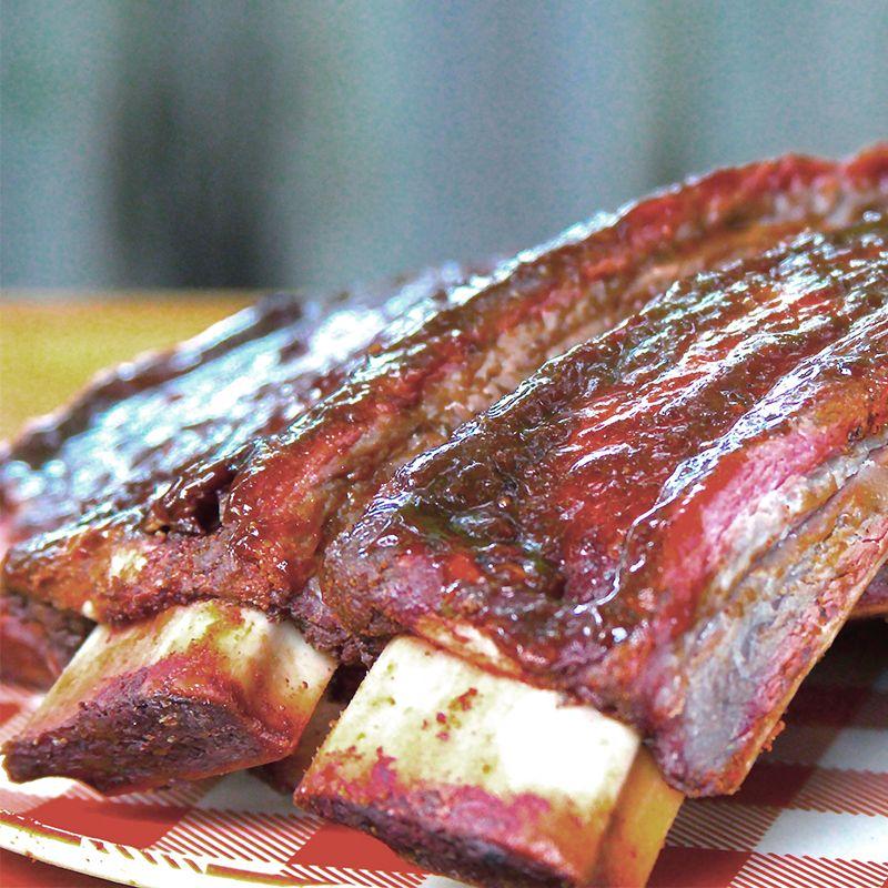Southwestern Bison Ribs Rib Recipes Bison Recipes Bbq Recipes Ribs