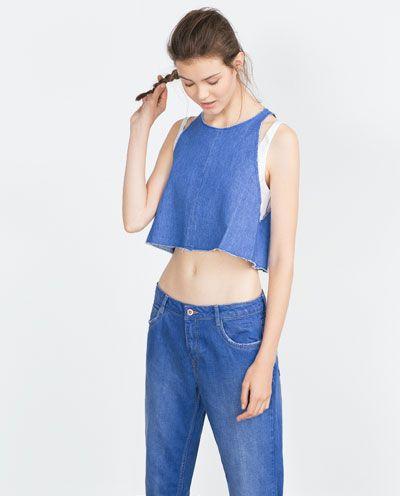 Imagem 2 de TOP DE GANGA da Zara