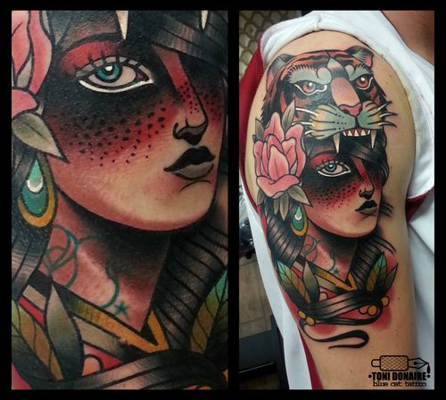 54beab7c2 old school cat tattoo - Recherche Google | Traditional Tattoos ...