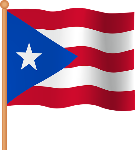 Free Image On Pixabay Puerto Rico Flag National Puerto Rico Flag Icon Flag