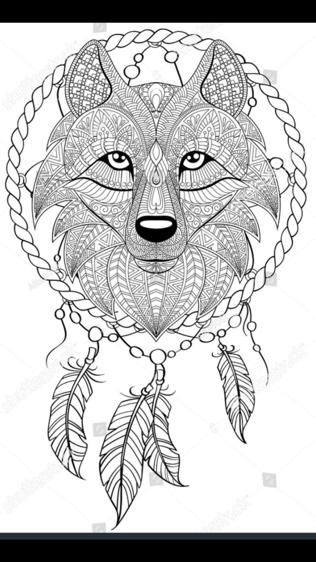 pin von helyn wright auf dream catcher coloring pages