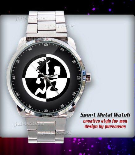 New Rare HATCHET MAN Sport Metal Watch