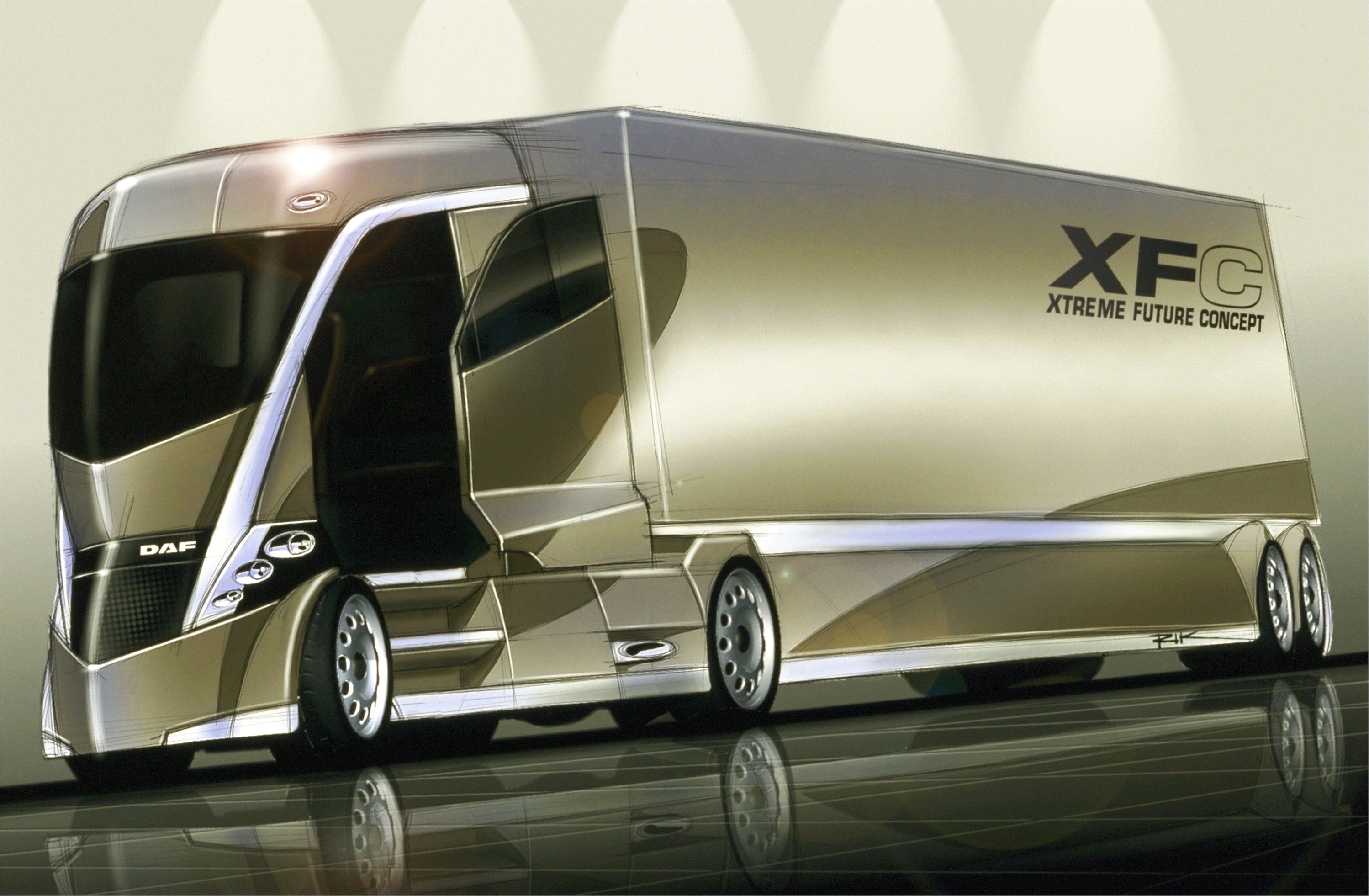 DAF XRC Concept Truck 1
