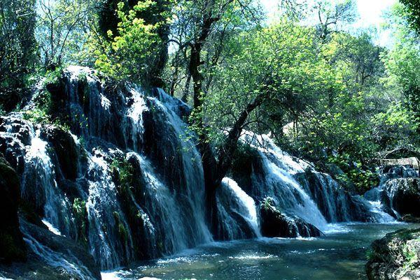 Ifran cascades