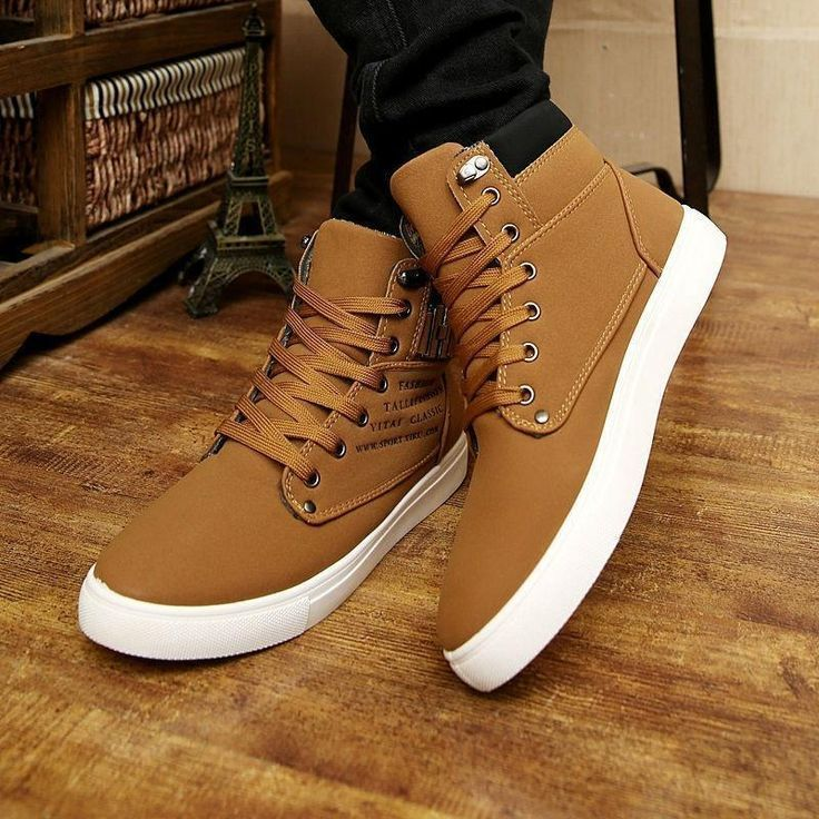 Hot Men Shoes Sapatos Tenis Masculino Male Fashion Autumn Winter Leather Fur Boots