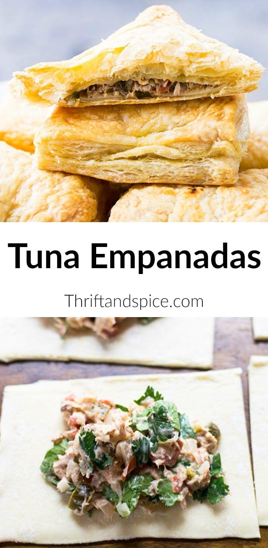 Tuna Empanada Recipe