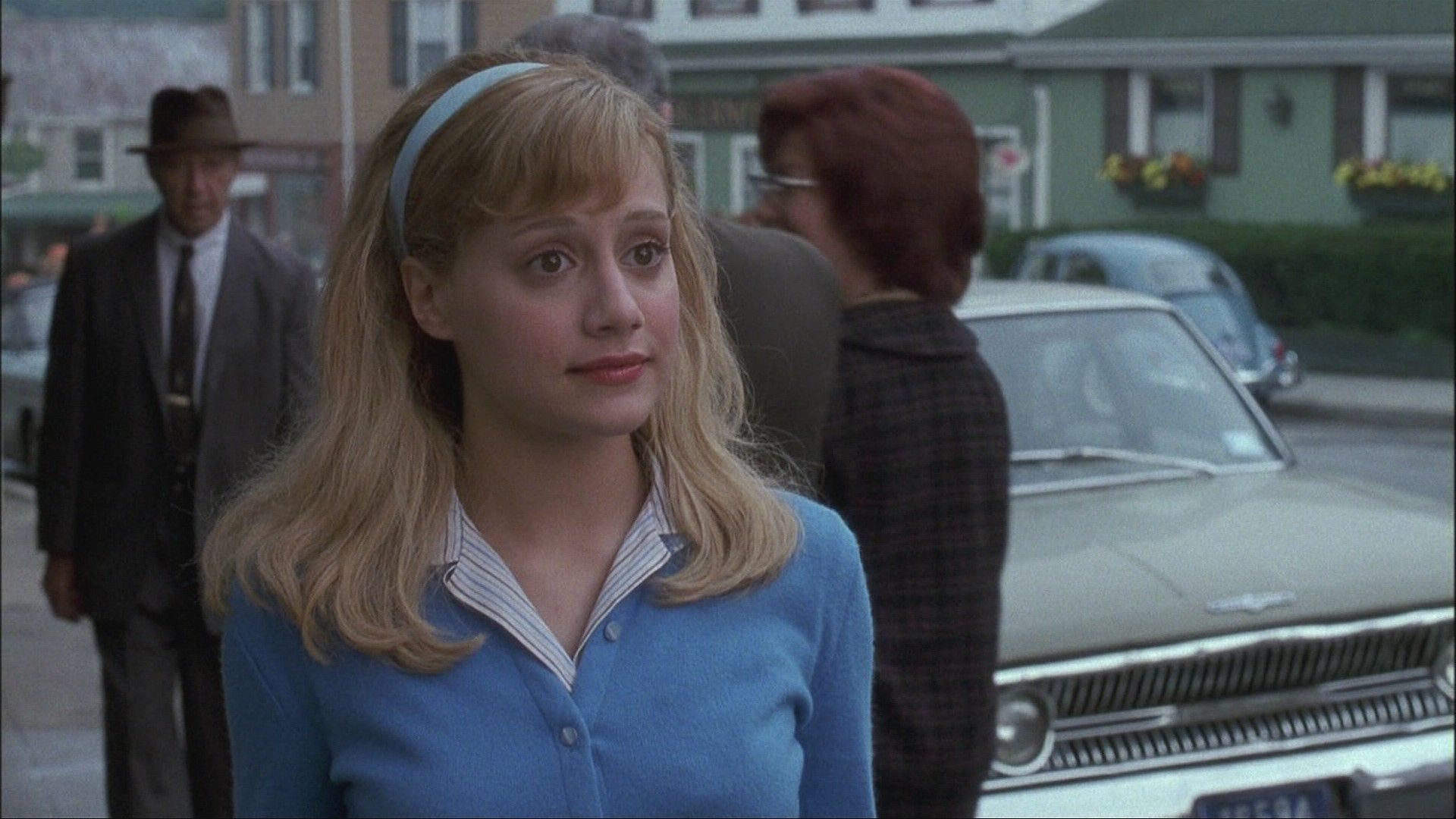 Brittany Murphy, in Riding in Cars with Boys Brittany