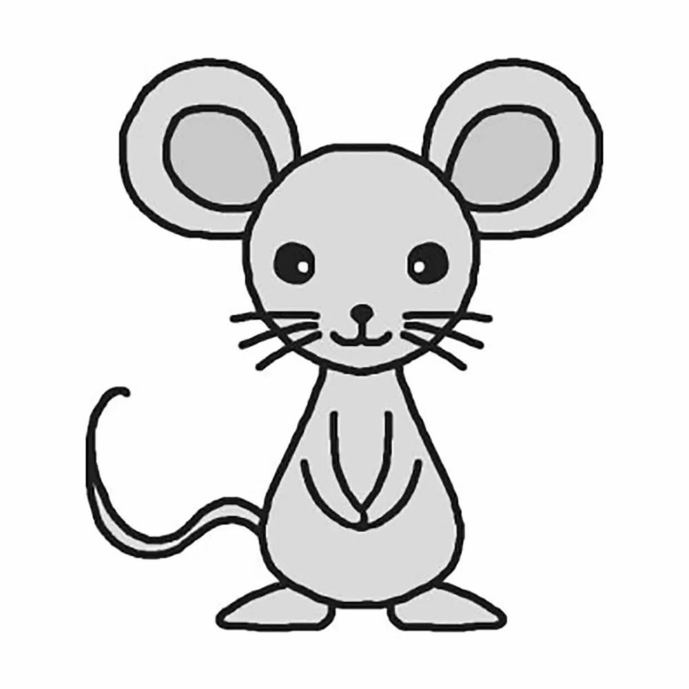 картинки которые можно нарисовать мышкой поставил
