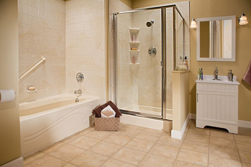 Shower Doors and Rods - Bath Planet of North Bay   Bath and Shower ...