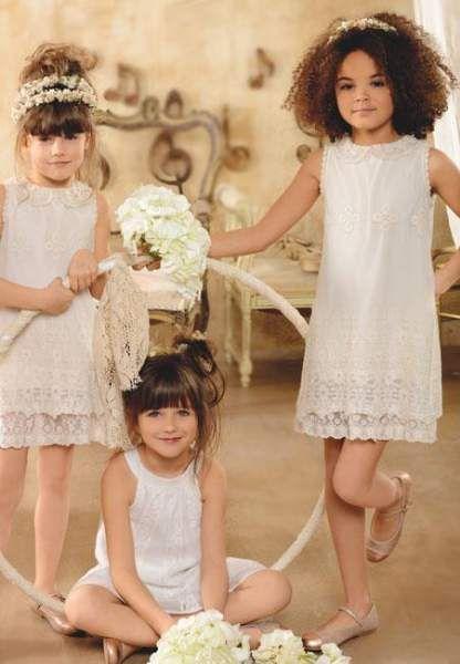 Vestidos de fiesta nina corte ingles