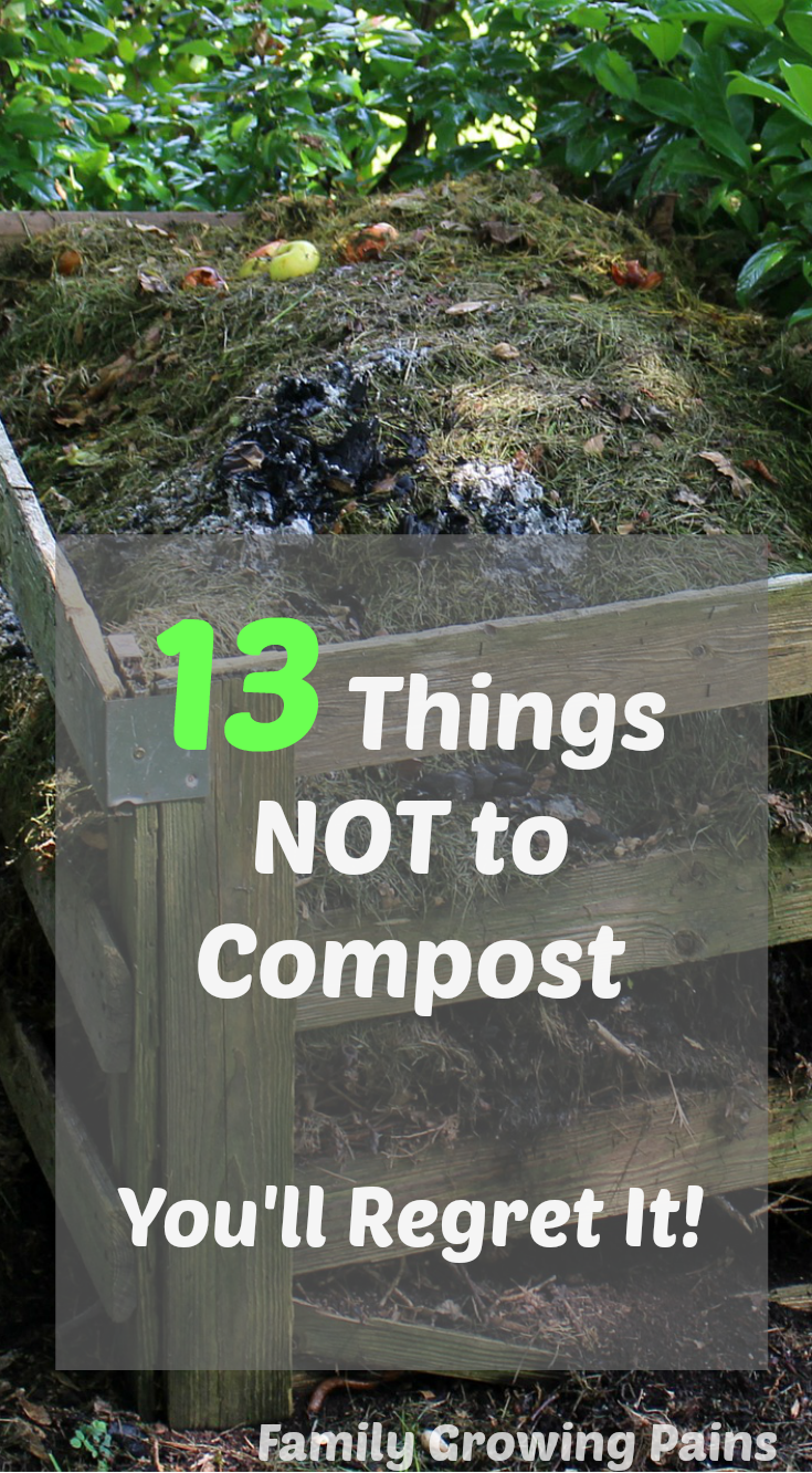 15 Things You Should Never Compost