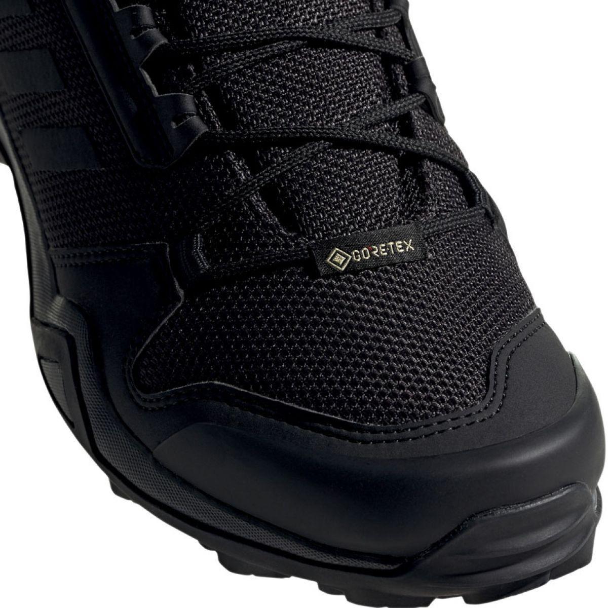 Buty Trekkingowe Adidas Terrex Ax3 Mid Gtx W Bc0590 Czarne Adidas Shoes Women Trekking Shoes Hiking Shoes