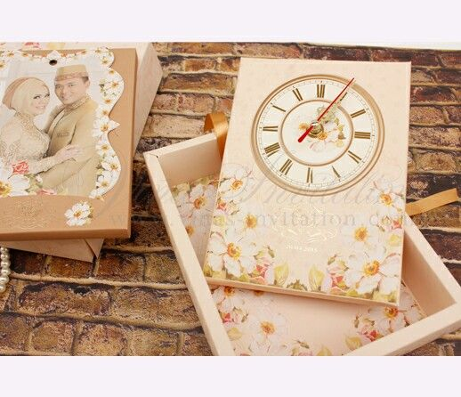 Vinas invitation Wedding invitation Shabby chic invitation - wedding invitation design surabaya
