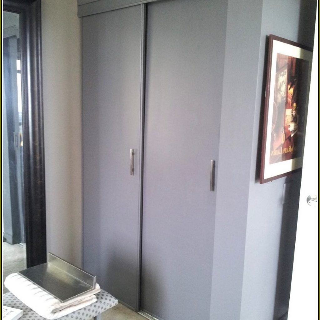 Revamp Sliding Closet Doors Httptogethersandia Pinterest