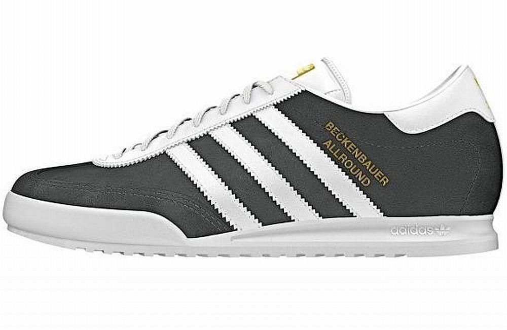 Suede gazelle kick retro sneakers